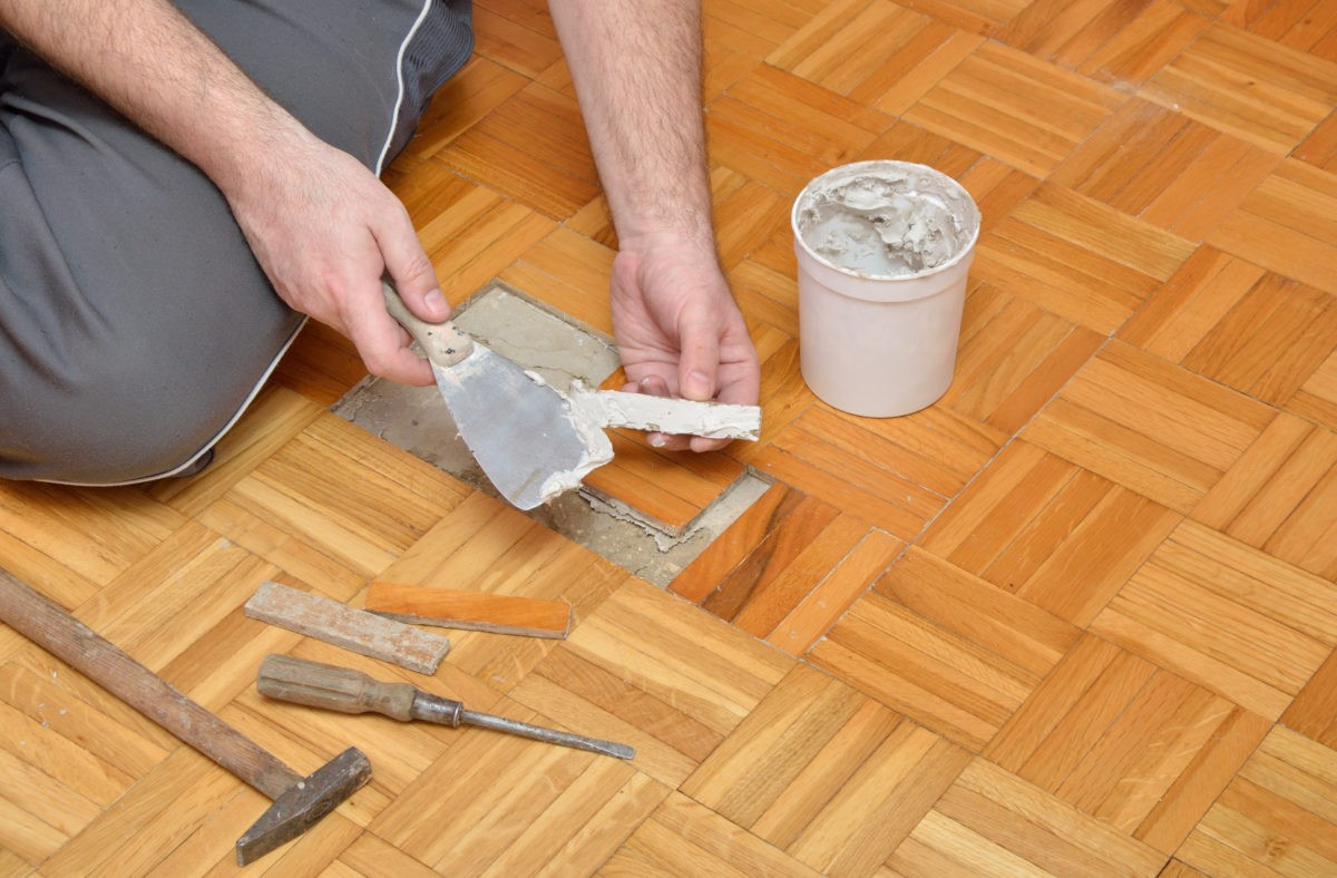 rv repair, RV Repair 101: Repairing Rotten Wood Flooring