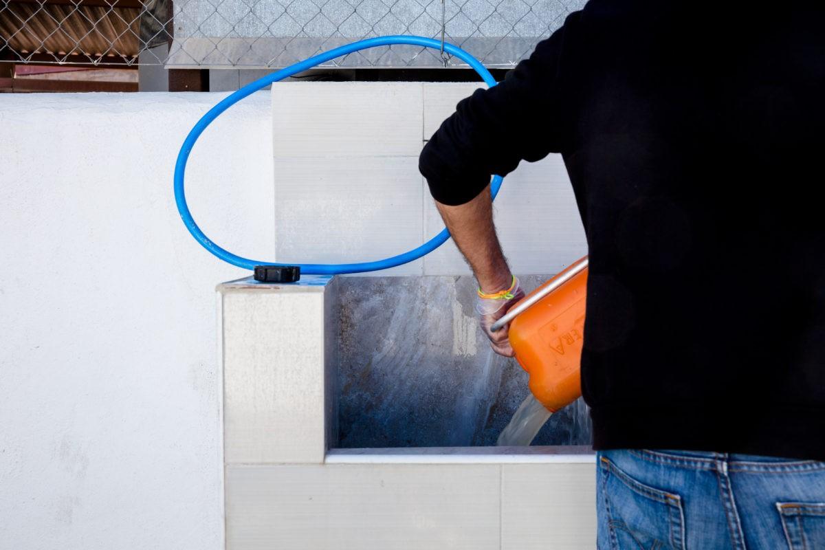 rv maintenance, RV Maintenance: Keeping Water Tanks Clean & Smelling Fresh