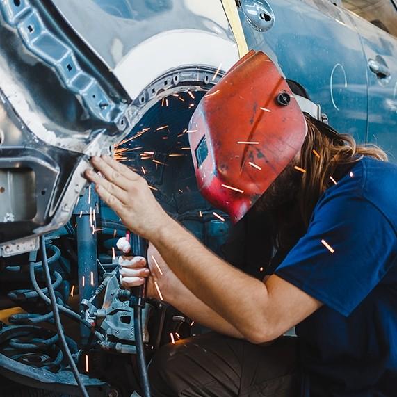 auto body repair, Body