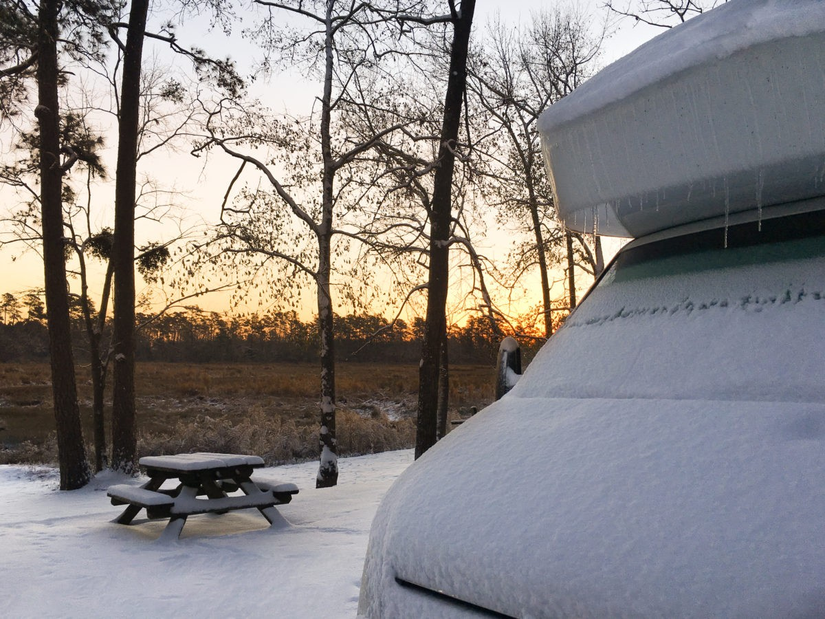rv interior restoration, Cold Weather Tips for Your RV Interior Restoration