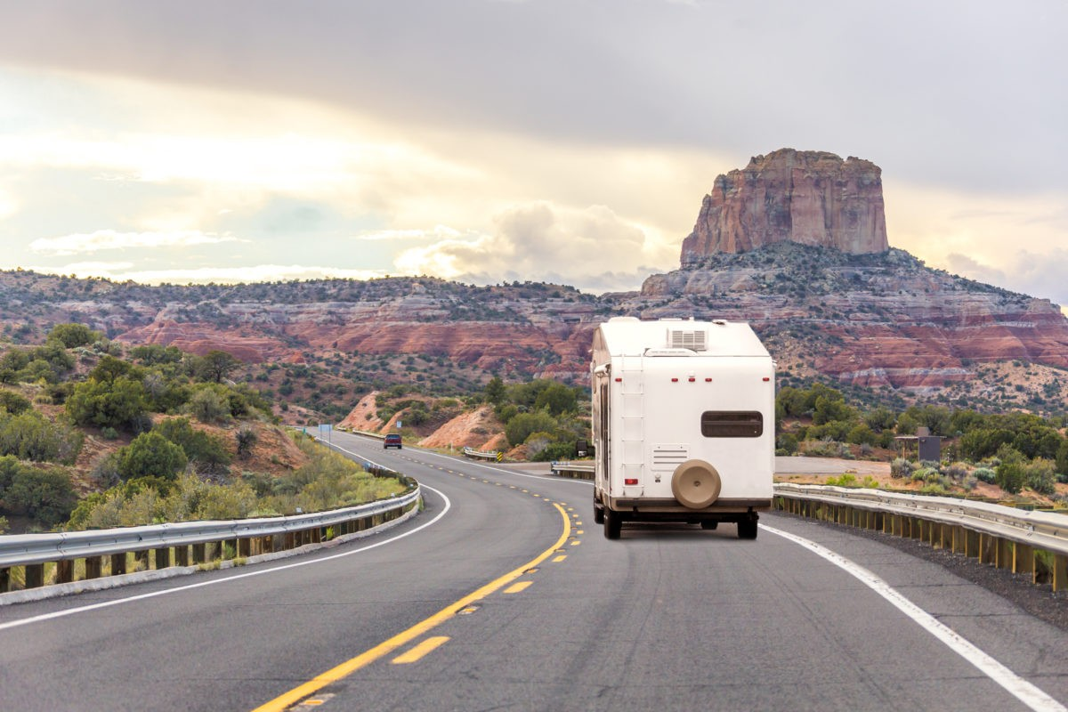 road trip, 4 Southwestern RV Road Trip Destinations