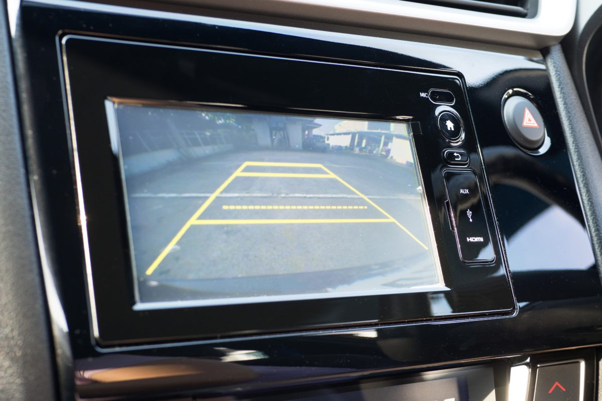 collision repair, Investing in a Backup Camera After RV Collision Repairs