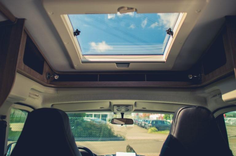 rv sunroof