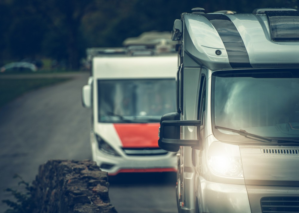 collision repair, What to Look at When Seeking RV Rear End Collision Repair