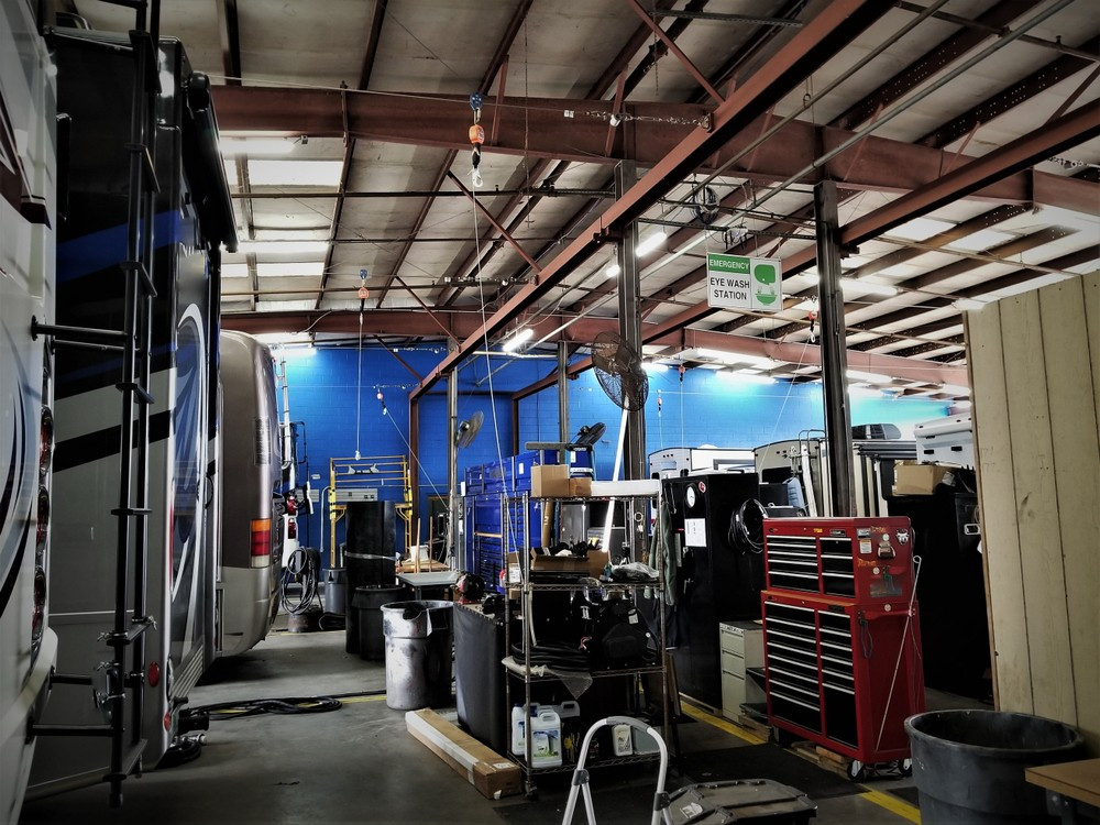 RV collision repair, 4 Things to Look for in a RV Collision Repair Company