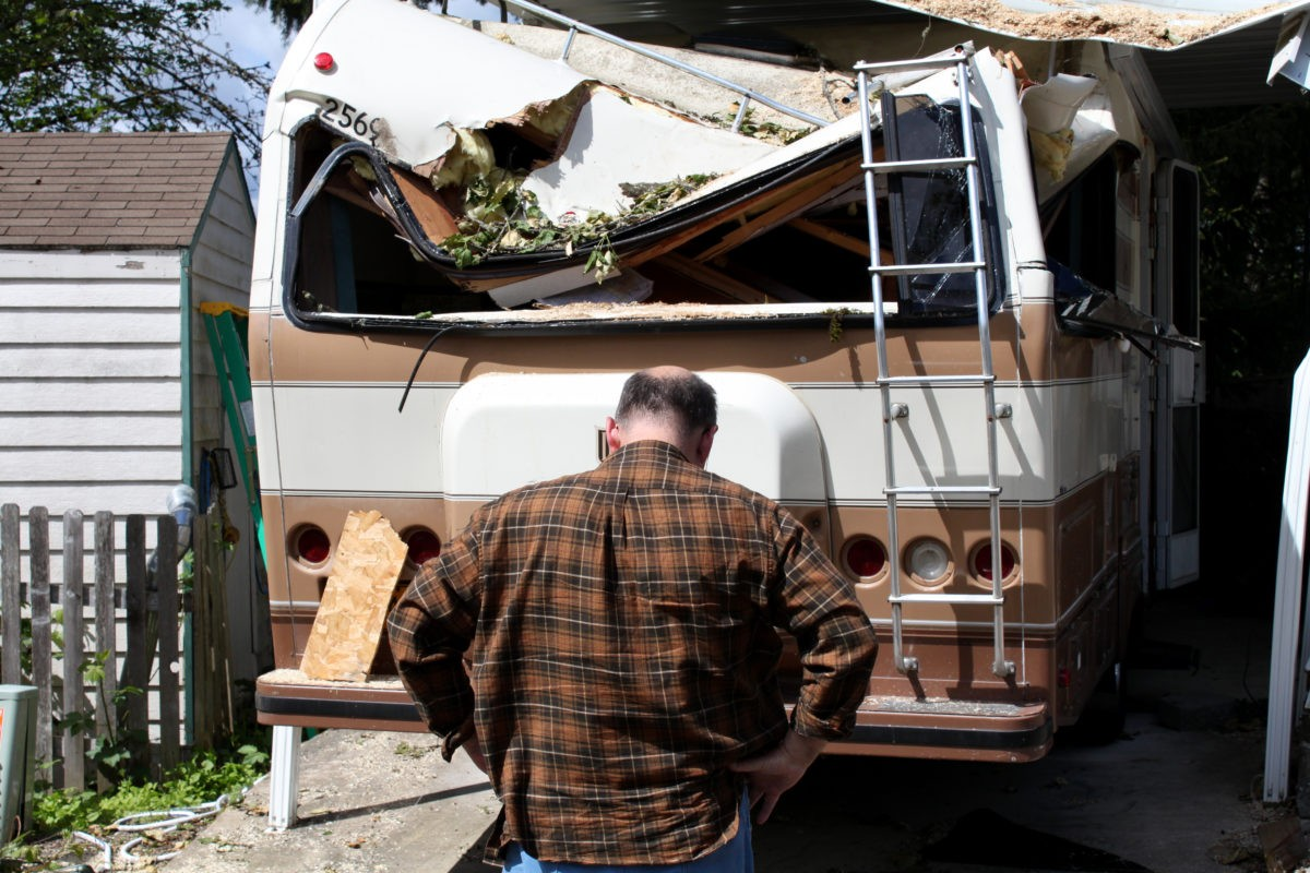 RV insurance, RV Insurance Tips: Being Prepared Before the Accident
