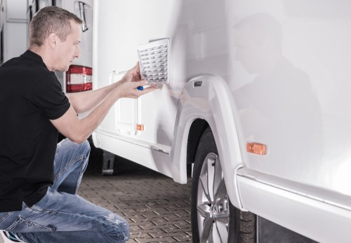 motorhome collision repair