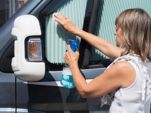 custom rv paint, Tips for Maintaining a Custom RV Paint Job
