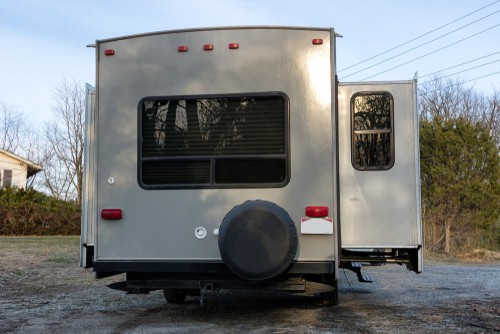 rv maintenance, RV Maintenance 101: How To Care for Your Slide Outs