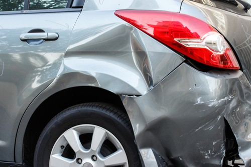 collision repair, Hidden Damages Following a Car Collision