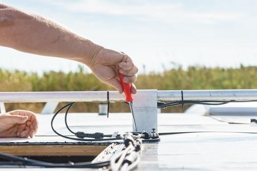 rv roof repair, The 3 Main Types of RV Roof Repair