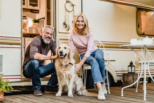rvs and pets, 5 Tips for RVs and Pets